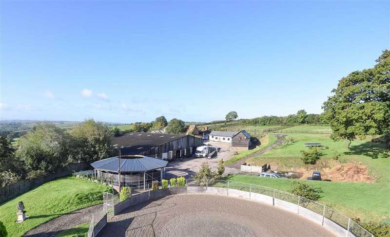 7 Bedrooms Detached House for sale in Lapford, Crediton, Devon, EX17