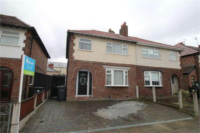 3 Bedrooms Semi Detached House for sale in Heathfield Road, Brighton-le-Sands, LIVERPOOL, Merseyside