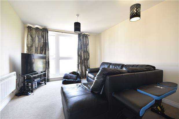 1 Bedroom Flat for sale in Paxton Drive, Ashton, Bristol, BS3 2BN