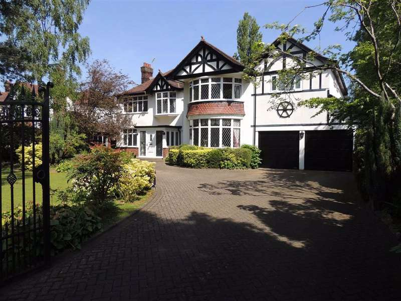 6 Bedrooms Detached House for sale in Broadway, Bramhall, Stockport