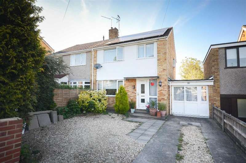 4 Bedrooms Semi Detached House for sale in 20 Farm Court, Downend ,Bristol, BS16 6DF