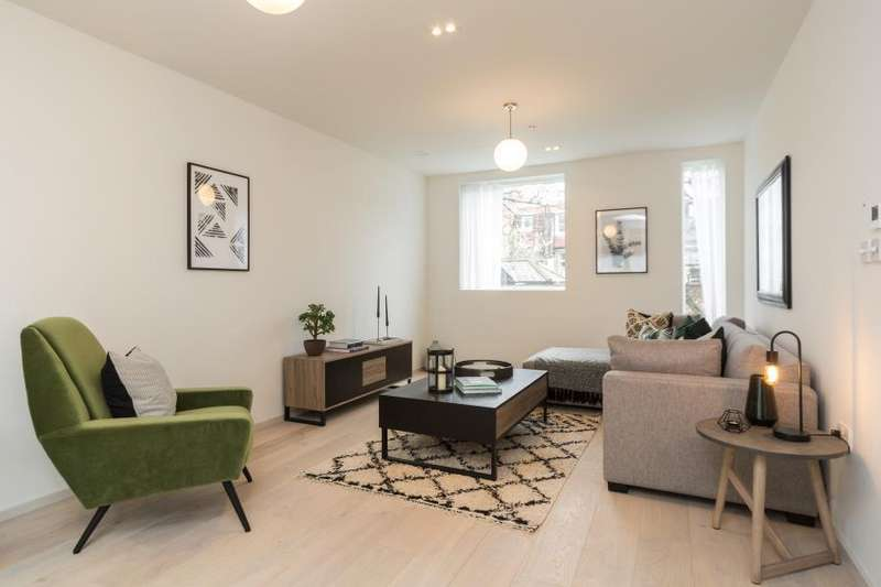 4 Bedrooms Apartment Flat for sale in 6 Clifford Terrace