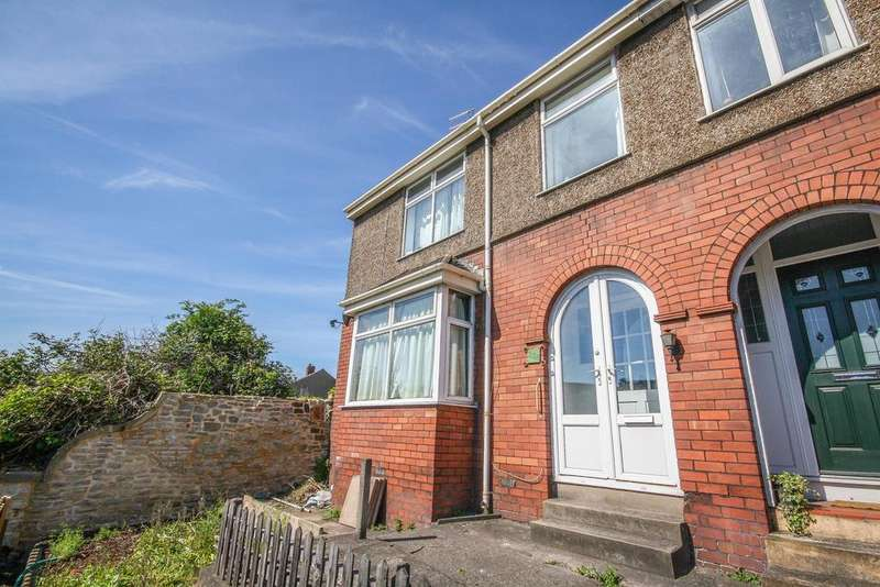 3 Bedrooms End Of Terrace House for sale in West Street, Bedminster, Bristol, BS3 3NE