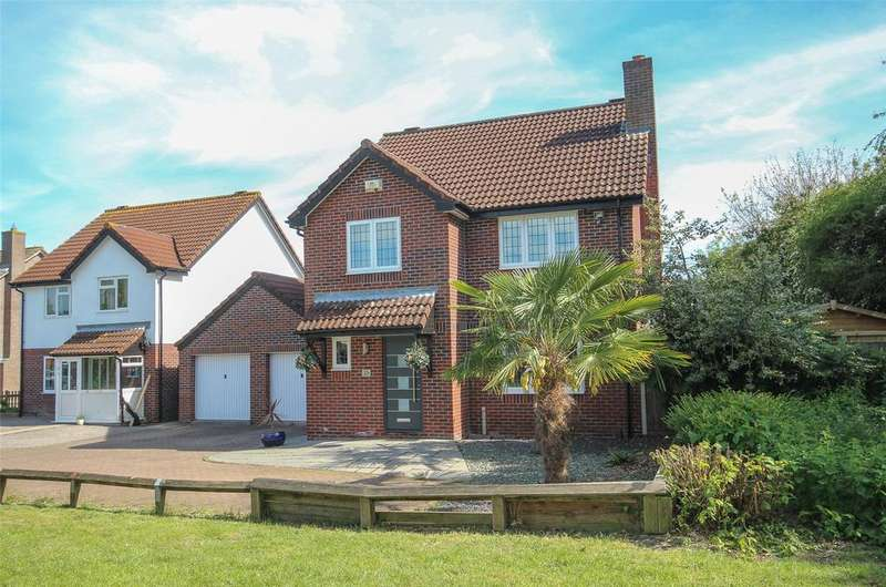 4 Bedrooms Detached House for sale in Badgers Close, Bradley Stoke, Bristol, BS32
