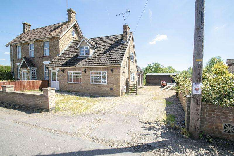 4 Bedrooms Semi Detached House for rent in High Street, Clophill