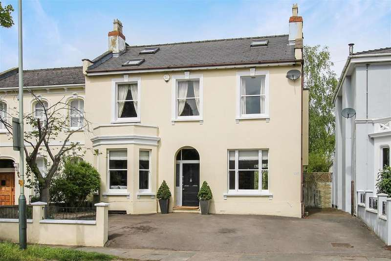 5 Bedrooms Semi Detached House for sale in Gloucester Road, Cheltenham