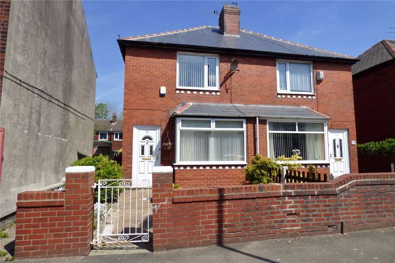 2 Bedrooms Semi Detached House for sale in Thompson Lane, Chadderton, Oldham, OL9
