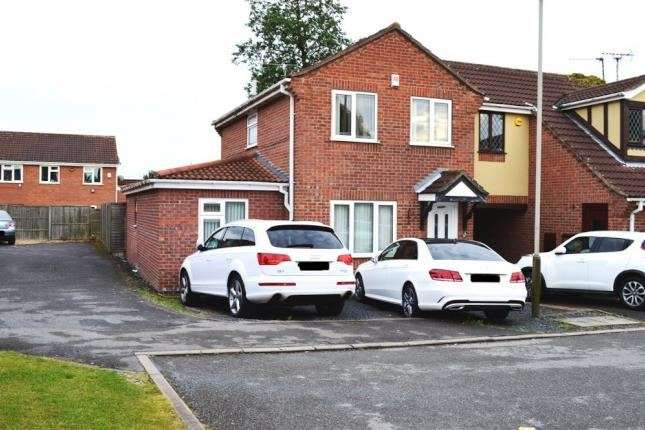 4 Bedrooms Property for sale in Yarrow Close, Leicester, Leicestershire, LE5 1TB