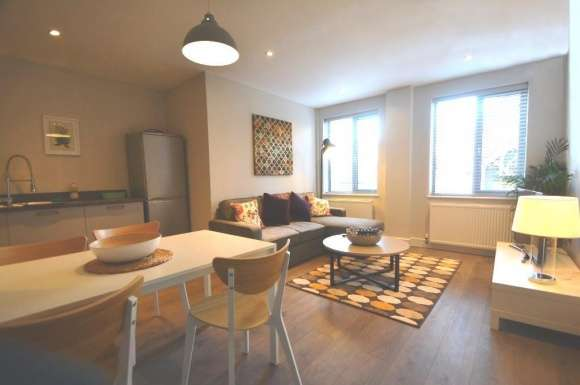1 Bedroom Property for sale in Geneva House, Park Road, Peterborough