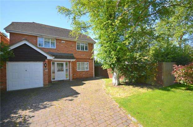 4 Bedrooms Detached House for sale in Shorland Oaks, Bracknell, Berkshire