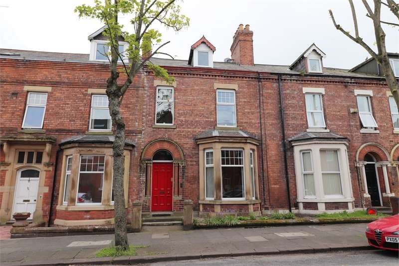 6 Bedrooms Town House for sale in CA1 1JT Aglionby Street, off Warwick Road, CARLISLE, Cumbria
