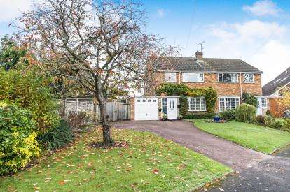 3 Bedrooms Semi Detached House for sale in Guild Road, Aston Cantlow, Henley In Arden, Warwickshire