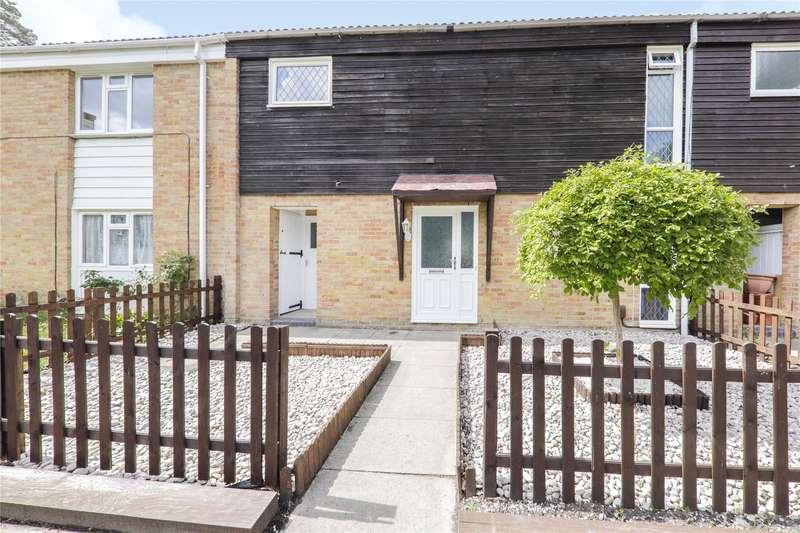 3 Bedrooms Terraced House for sale in Pendlebury, Bracknell, Berkshire, RG12
