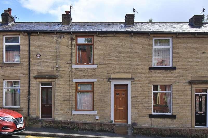 2 Bedrooms Terraced House for sale in Glen View, Todmorden Road , Littleborough, OL15 9ER