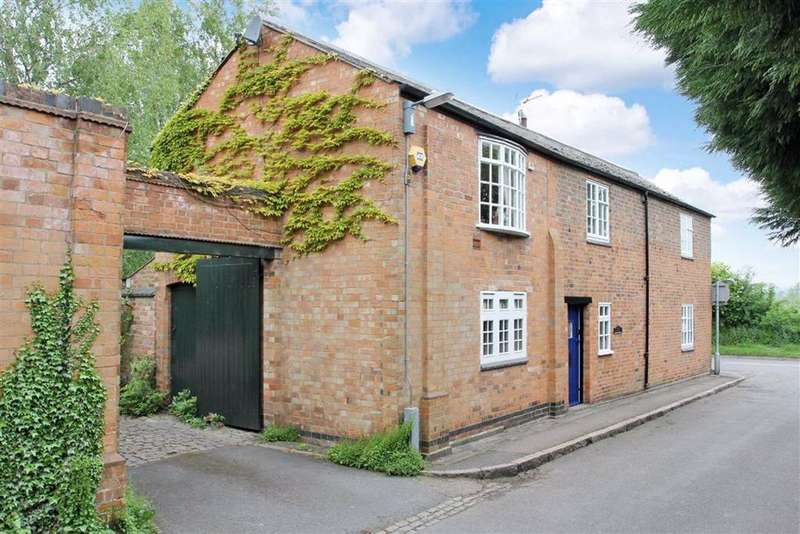 3 Bedrooms Cottage House for sale in Woodlands Lane, Kirby Muxloe, Leicestershire