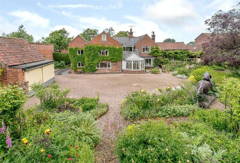 6 Bedrooms Detached House for sale in Main Street, East Leake, Loughborough, Leicestershire, LE12