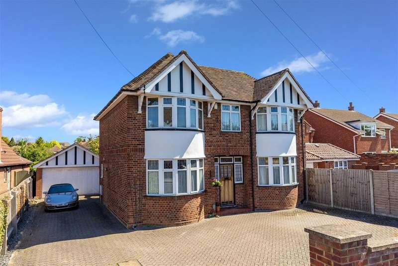 4 Bedrooms Detached House for sale in Clothall Road, Baldock