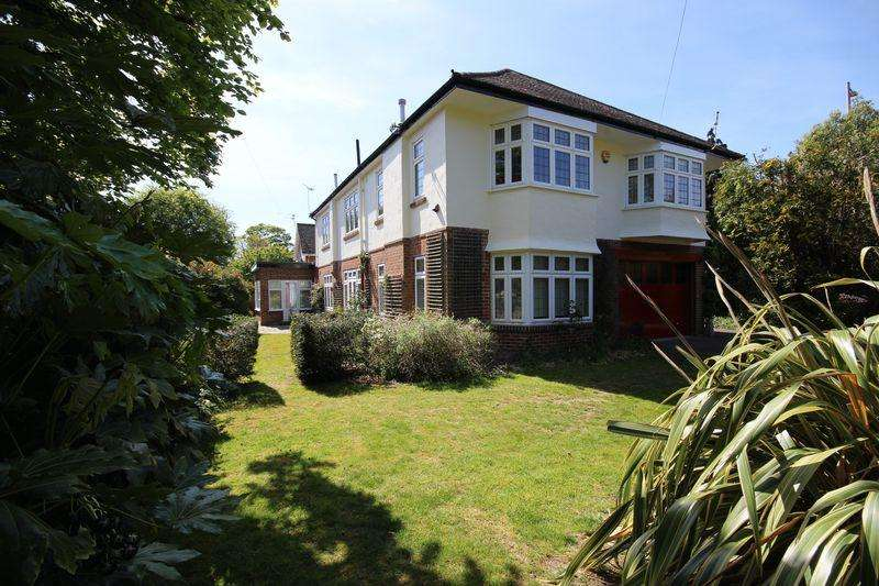 7 Bedrooms Detached House for sale in Grovely Avenue, Boscombe Manor, Bournemouth
