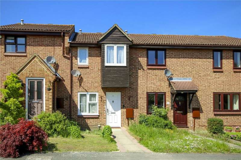 2 Bedrooms Terraced House for sale in Tarnbrook Way, Bracknell, Berkshire, RG12