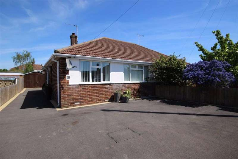 2 Bedrooms Semi Detached Bungalow for sale in St Davids Close, Warden Hill, Cheltenham, GL51