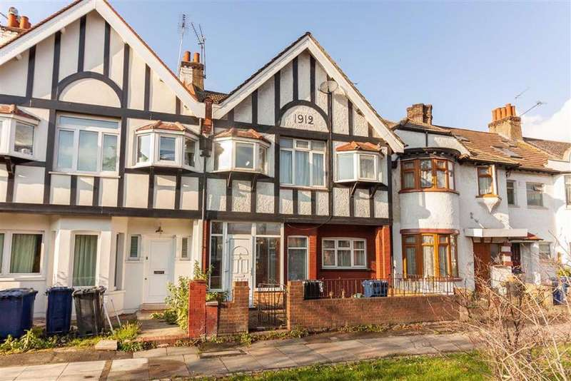 4 Bedrooms Terraced House for sale in Horn Lane, Acton, London