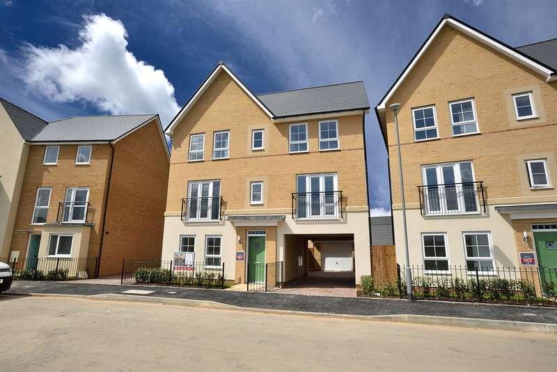 5 Bedrooms Property for sale in Fen Street, Brooklands, Taunton, Milton Keynes