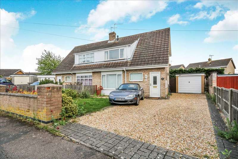 3 Bedrooms Semi Detached House for sale in Redwood Drive, Waddington, Lincoln
