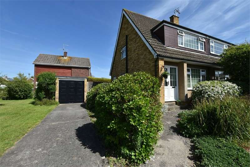 3 Bedrooms Semi Detached House for sale in Riverway, Nailsea, Bristol, North Somerset