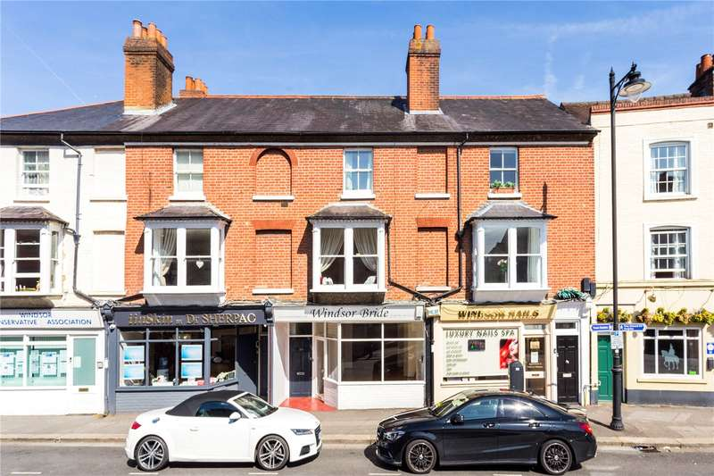 2 Bedrooms Flat for sale in St Leonards Road, Windsor, Berkshire, SL4