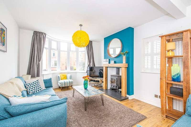 3 Bedrooms Detached House for sale in Byron Street, Barwell, Leicester, LE9