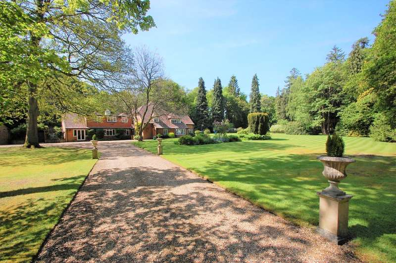 6 Bedrooms Detached House for sale in Nightingales Lane, Chalfont St Giles, HP8