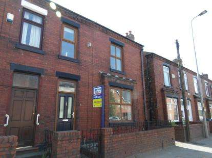 3 Bedrooms Semi Detached House for sale in Poolstock, Wigan, Greater Manchester, WN3