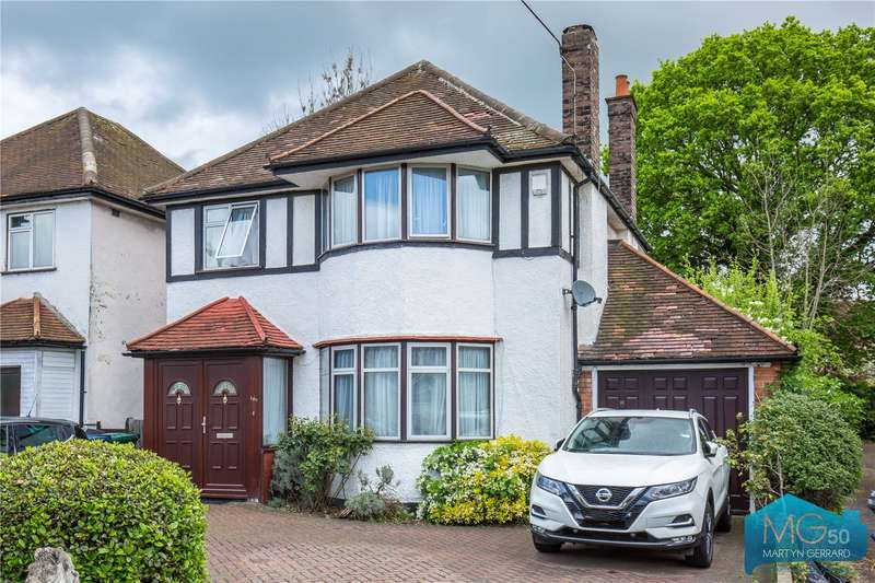 3 Bedrooms Detached House for sale in Hale Lane, Mill Hill, London, NW7