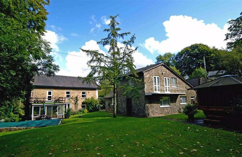 11 Bedrooms Property for sale in CWM MORGAN, Carmarthenshire