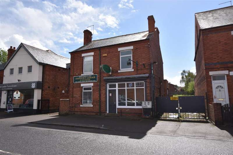 Land Commercial for sale in Main Street, East Leake, Loughborough