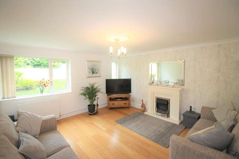 2 Bedrooms Ground Flat for sale in Ingelbourne Court, Chingford, London E4