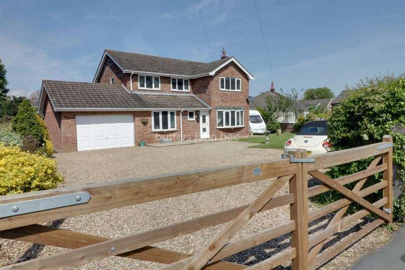 5 Bedrooms Detached House for sale in Two Heyes, Winsford
