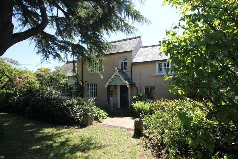 3 Bedrooms Detached House for rent in Huxtables Lane, Fordham Heath, Colchester, Essex