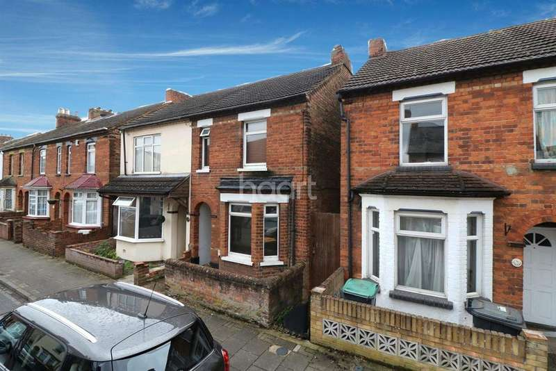 2 Bedrooms Terraced House for sale in Bedford