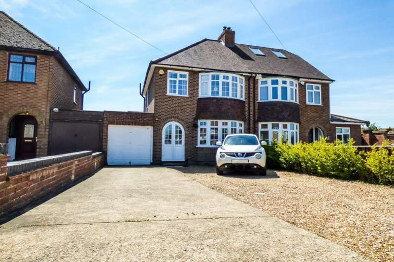 3 Bedrooms Semi Detached House for sale in Kempston Rural, Beds, MK43 9BS