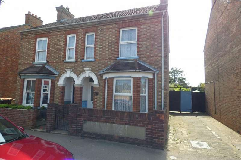 3 Bedrooms Semi Detached House for sale in Kempston, Beds, MK42 8BN