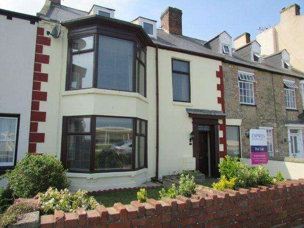 5 Bedrooms Terraced House for sale in THE FRONT, SEATON CAREW, HARTLEPOOL