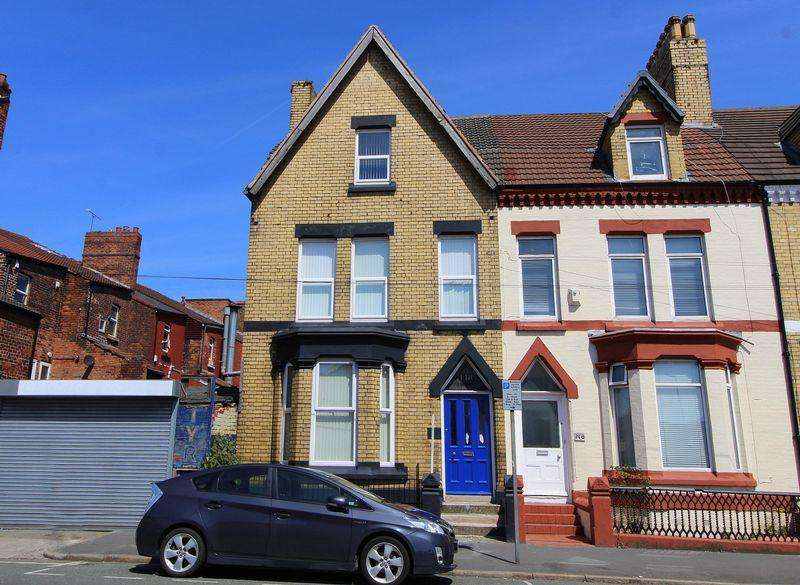 7 Bedrooms Terraced House for sale in Belmont Road, Liverpool