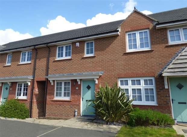 3 Bedrooms Terraced House for sale in Capstan Close, Fleetwood, Lancashire