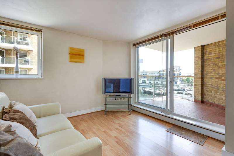 1 Bedroom Apartment Flat for sale in Limehouse Basin, London, E14