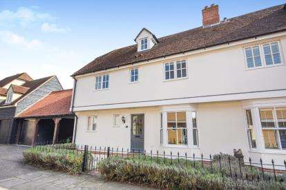 4 Bedrooms Semi Detached House for sale in The Street, Terling, Chelmsford