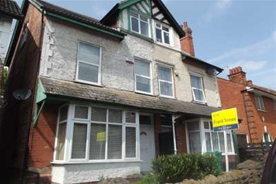 4 Bedrooms Semi Detached House for rent in Mansfield Street, Nottingham, NG5 4BH