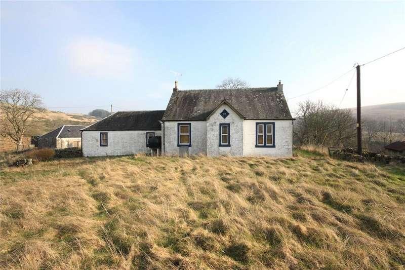4 Bedrooms House for sale in Bellamore Farm, Pinwherry, Girvan, South Ayrshire, KA26