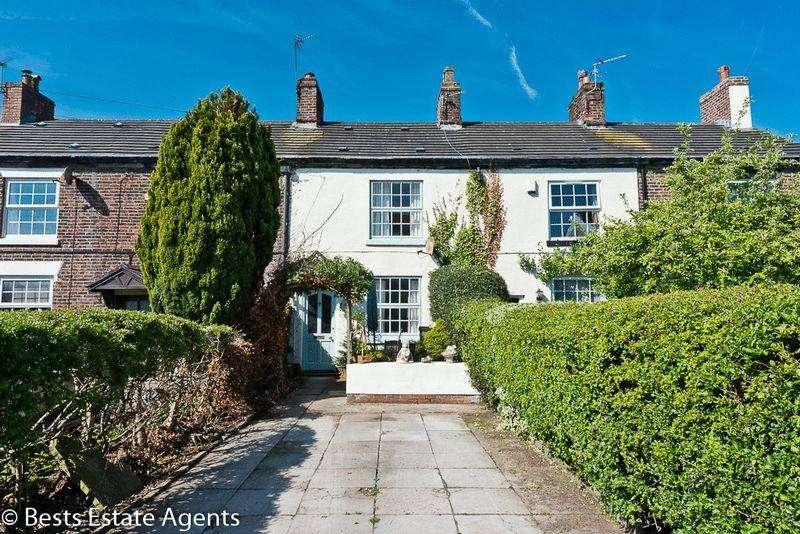 2 Bedrooms Cottage House for sale in Norton Cottages Runcorn