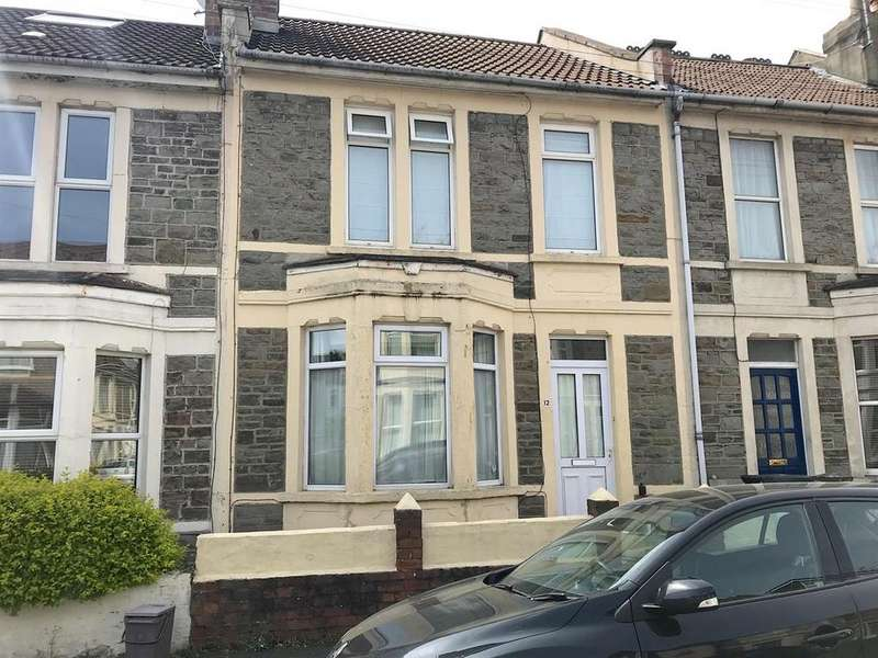2 Bedrooms Terraced House for sale in Hill Street, St George, Bristol, BS5 7QN